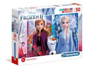 Clementoni puzzle 30 dílků - Frozen II  20251