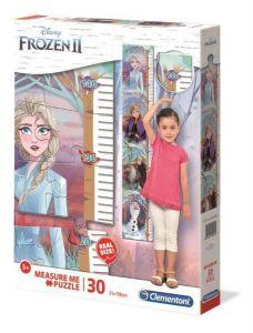 Clementoni Růstový metr 30 dílků Metr - Frozen II   20331