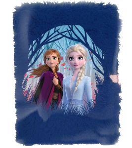 Diakakis -  památník se zámkem - plyšový povrch -   Frozen II