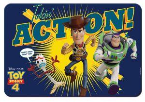 DIAKAKIS - snídaňová podložka - dětské prostírání 43 x 29 cm - Toy Story 4