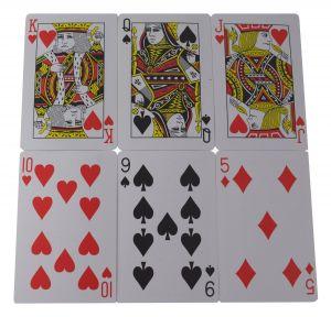 Goddess - hrací karty plastic 54 karet Goggess