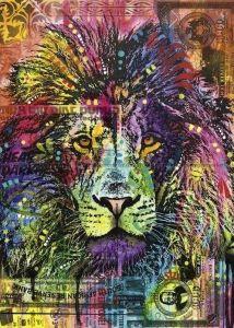 Heye  - puzzle 2000 dílků - Srdce lva   29894
