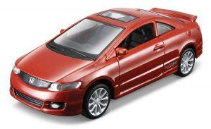 Maisto 21001 auto Honda Civic SL 2010 - měděná  barva