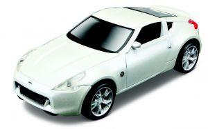 Maisto 21001 auto Nissan 370 Z - bílá barva