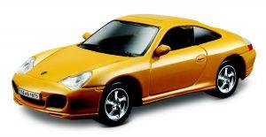 Maisto 21001 auto Porsche 911 Carrera - žlutá  barva