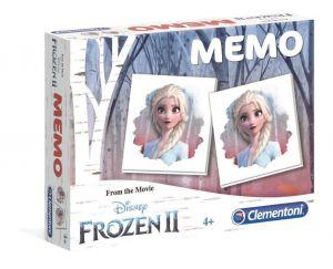 Pexeso ( Memo ) Clementoni   -  Frozen II - Ledové království