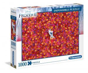 Puzzle Clementoni 1000 dílků - Nekoneční Frozen II  39526