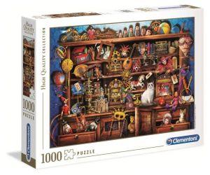 Puzzle Clementoni 1000 dílků  - Starý obchod    39512