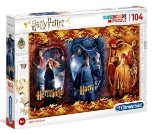 Puzzle Clementoni  - 104 dílků   Harry Potter 61885