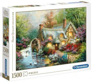 Puzzle Clementoni 1500 dílků  - Starý mlýn   31812