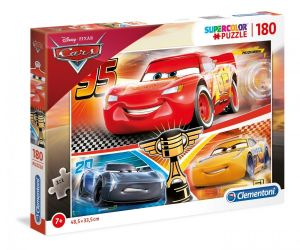 Puzzle Clementoni 180 dílků  -  Cars 29291