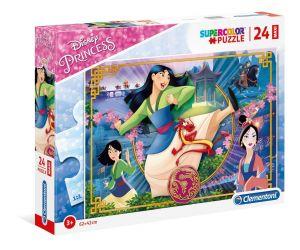 Puzzle Clementoni   24 dílků Maxi - Mulan  24206