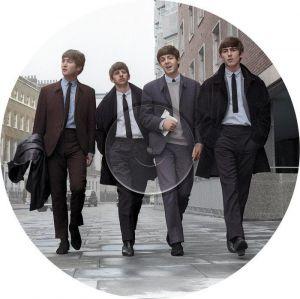 Puzzle Clementoni  kulaté  Beatles -  The Beatles  212 dílků  21403