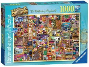 puzzle Ravensburger 1000 dílků - Skříň sběratele 198276