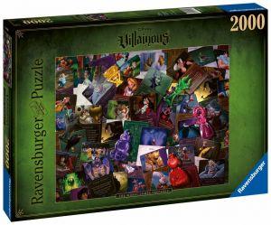 Puzzle Ravensburger - 2000 dílků   Ti nejhorší přicházejí připraveni   165063