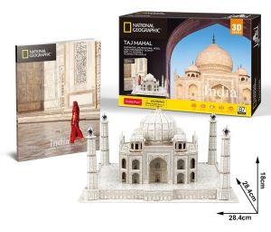 3D puzzle CubicFun Taj Mahal  87 dílků NG
