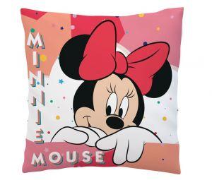 Diakakis - plyšový polštářek - Minnie 35 x 35 cm
