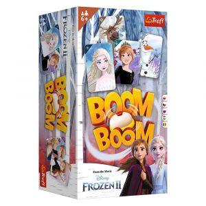 Hra  -  Boom Boom ( Cink ) - Trefl - Frozen  II - Ledové království