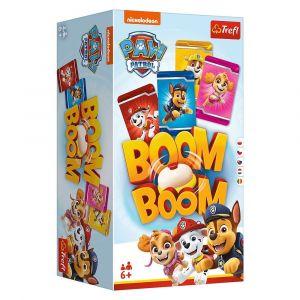 Hra  -  Boom  Boom ( Cink ) - Trefl - Paw Patrol