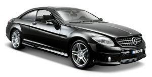 Maisto  1:24 Mercedes Benz CL 63  AMG  - černá barva