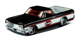 Maisto 1:64 15380  HD -  Chevrolet El Camino 1967