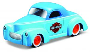 Maisto 1:64 15380 HD - Willys Coupe 1941