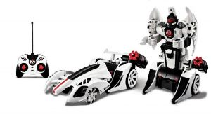 Maisto - Transformers STREET TROOPER - Twist&Shoot R/C white