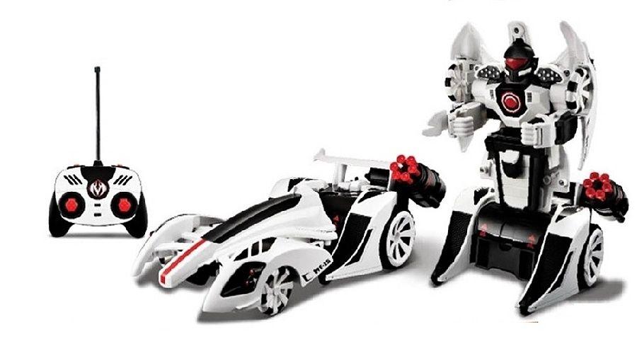 Maisto - Transformers STREET TROOPER - Twist&Shoot R/C white