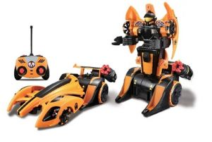 Maisto - Transformers STREET TROOPER - Twist&Shoot R/C orange