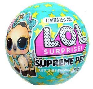 MGA L.O.L. Surprise! Pets Supreme Limited Edition Svatební koníček