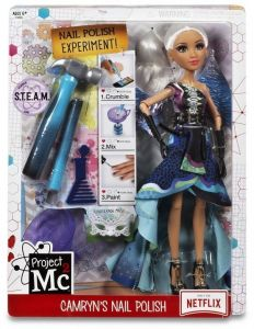 MGA panenka Project Mc²   II série  - Camryn Coyle - platin  blond