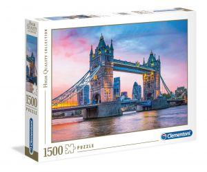 Puzzle Clementoni 1500 dílků  - Tower Bridge   31816