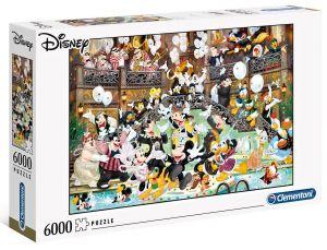 Puzzle Clementoni 6000 dílků - Disney - Gala představení 36525