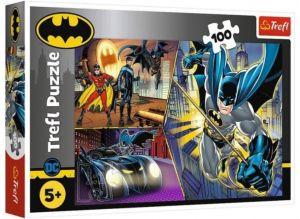 Puzzle Trefl 100 dílků - Batman  16394