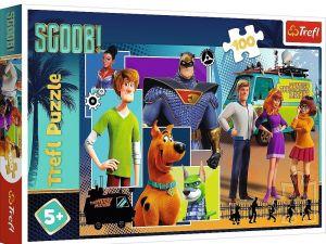 Puzzle Trefl 100 dílků - Scooby Doo  16391