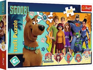 Puzzle Trefl 160 dílků - Scooby Doo   15397