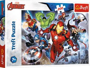 TREFL Puzzle  200 dílků - Avengers   13260