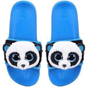 TY plyšové pantofle -  panda BAMBOO  - vel. S ( 28-31 )  95406
