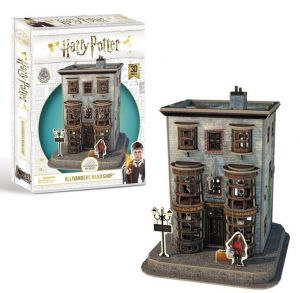3 D Puzzle CubicFun  - Harry Potter  Olivanderův obchod   21006  66  dílků