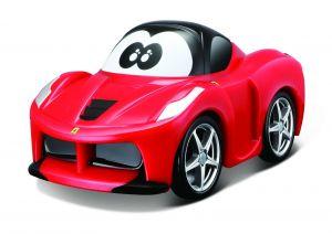 Autíčko Bburago  3,5''  ( 9 cm )  - Ferrari  LaFerrari - červené