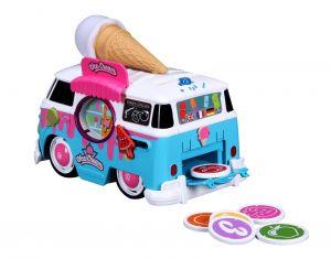 Bburago - autíčko VW Samba se zmrzlinou
