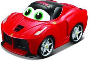 Bburago - IR auto Ferrari LaFerrari  na dálkové ovládání  - červené