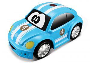 Bburago - IR auto VW Beetle  na dálkové ovládání  - modré