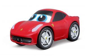 Bburago - RC autíčko na vysílačku : Ferrari 458 Italia  - červené
