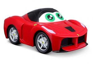 Bburago - RC autíčko na vysílačku : Ferrari - LaFerrari - červené