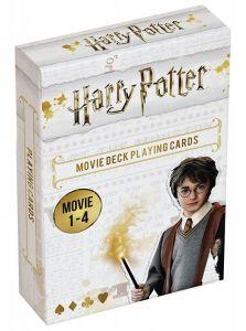 Cartamundi - hrací karty Harry Potter - z filmů 1-4 55 karet Goggess