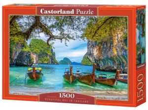 Castorland  Puzzle 1500 dílků  Překrásné Thajsko 151936