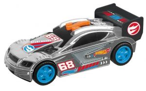Hot Wheels Blazing Cruisers Time Tracker Silver světlo a zvuk