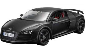 Maisto 1:18  Audi R8 GT  - černá barva