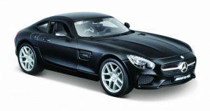 Maisto 1:18  Mercedes AMG GT  černá  barva